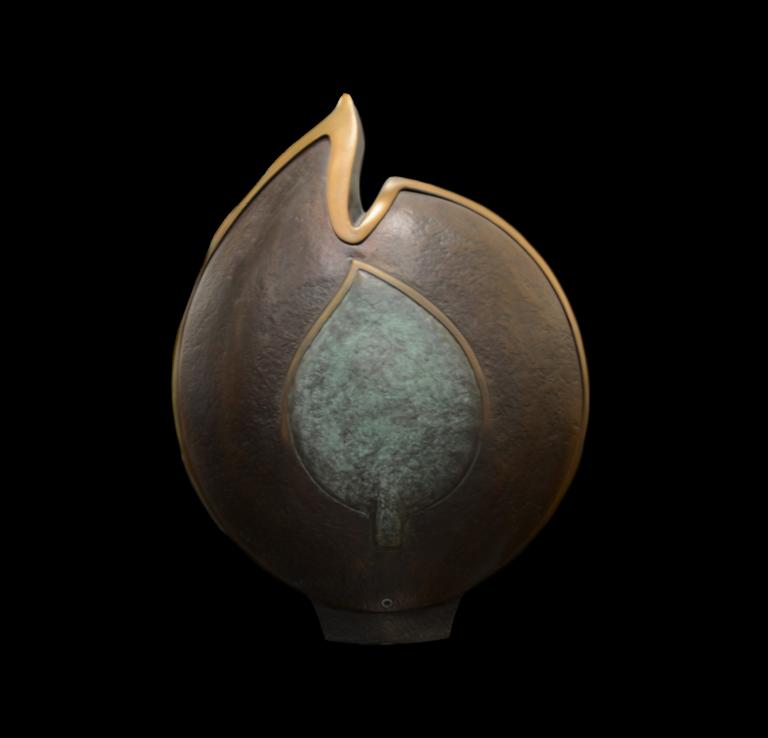 urn bronzen Apeldoorn
