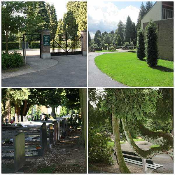 Begraafplaats Wenum-Wiesel