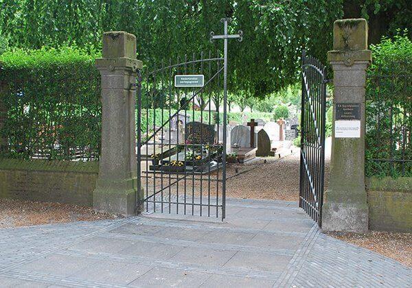 Begraafplaats Arnhemseweg Apeldoorn