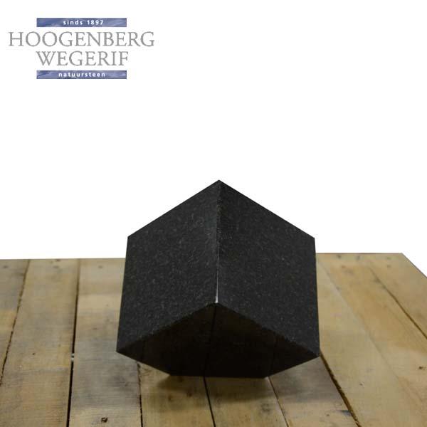 Bijzetsteentje trapeziumvorm