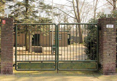 Joodse begraafplaats Apeldoorn