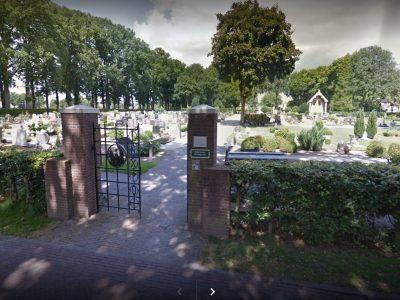 Katholieke begraafplaats Duistervoorde Twello
