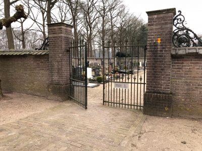 Kerkhof St. Martinuskerk R.K. Begraafplaats Bussloo