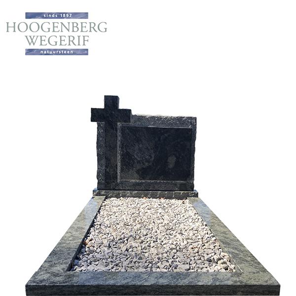 grafmonument met kruis